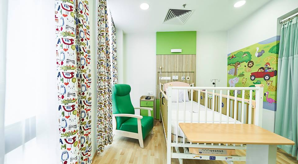 AVISENA WOMEN AND CHILDREN SPECIALIST HOSPITAL ROOM WARD