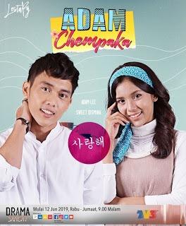 Sinopsis Drama ADAM CHEMPAKA TV3
