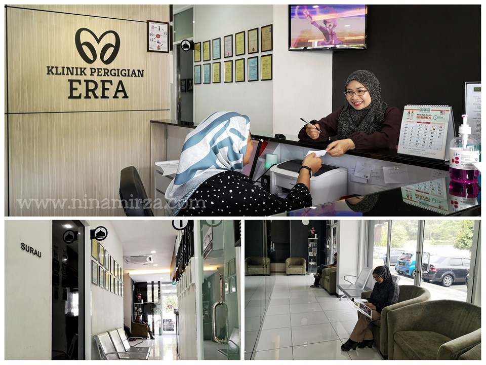 Klinik Pergigian Erfa Klinik Gigi BEST KL
