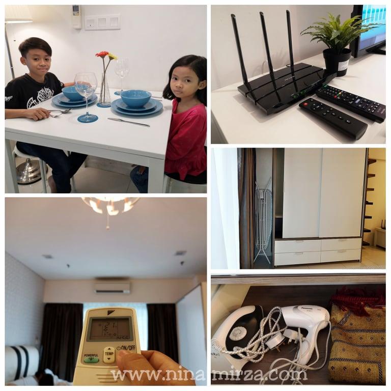 Homestay Murah KL Guest House Mercu Summer Suites near KLCC