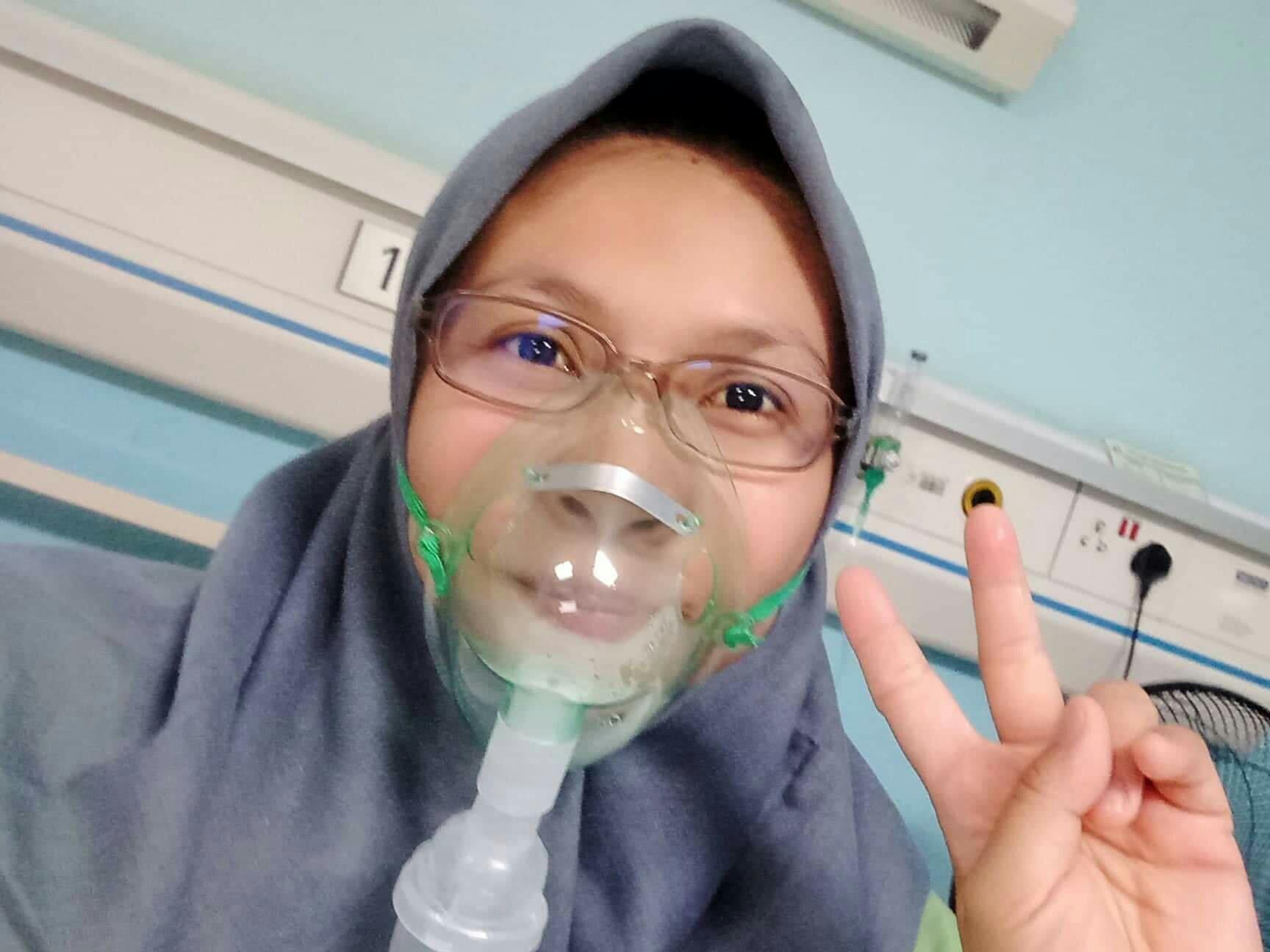 Asthma rawatan sesak nafas penjagaan pencegahan
