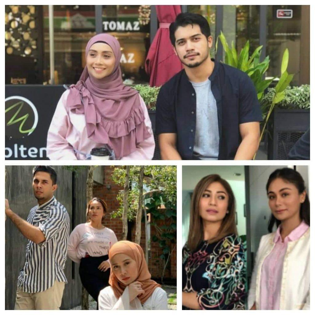 Sinopsis Drama KAU YANG PERTAMA TV3