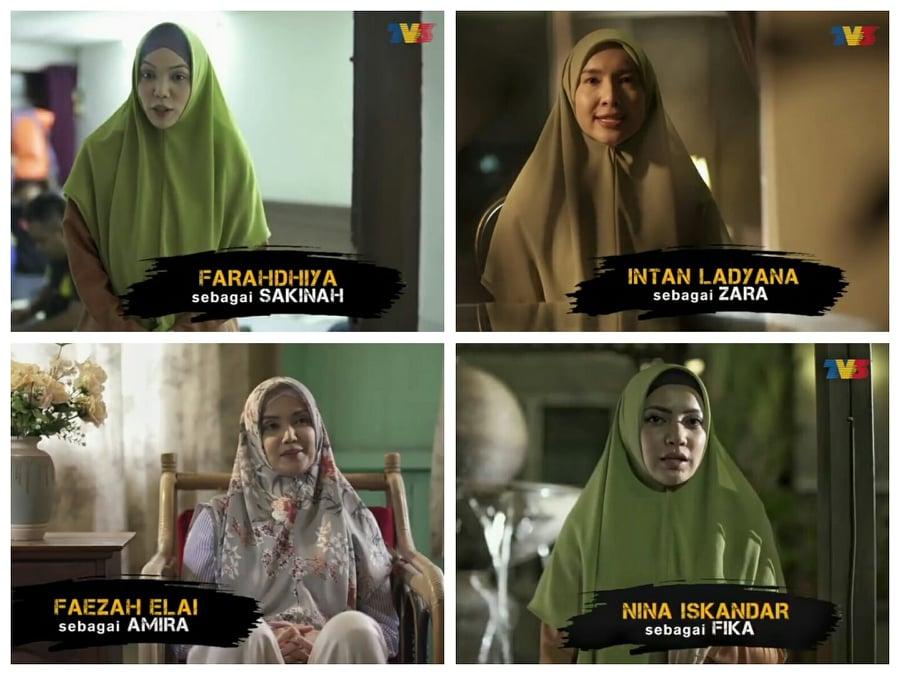 Sinopsis Drama RUMAH SITI KHADIJAH TV3
