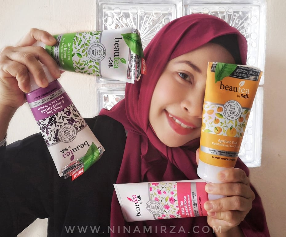 Review BEAUTEA by SAFI