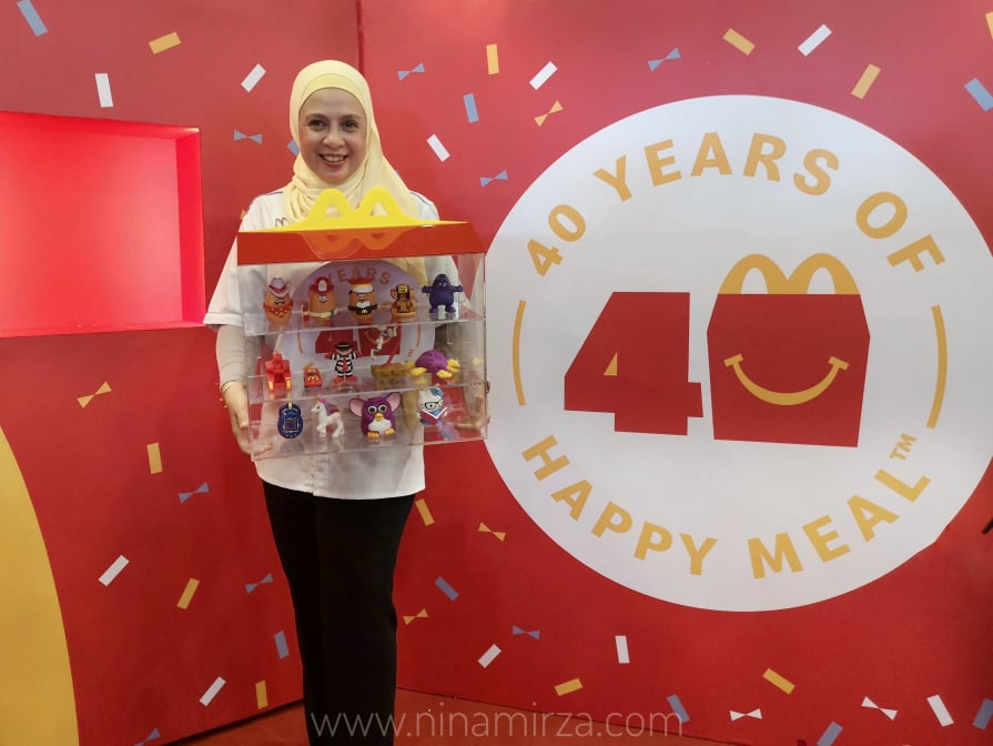 McDonald's Surprise Happy Meal
