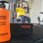 AZYMA Clay Body Wash