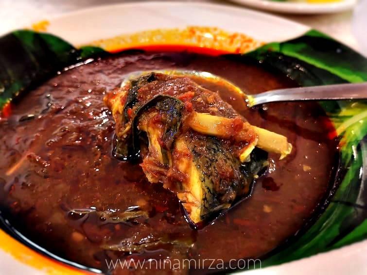 Buffet Ramadhan 2020 NORANOM Catering Asam Pedas Sedap