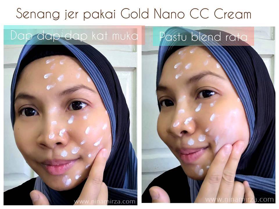 Fungsi Cara Pakai CC Cream Sunscreen SPF Tak Berminyak