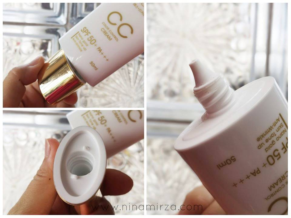 CC CReam BEST Glowing Water Proof long-lasting