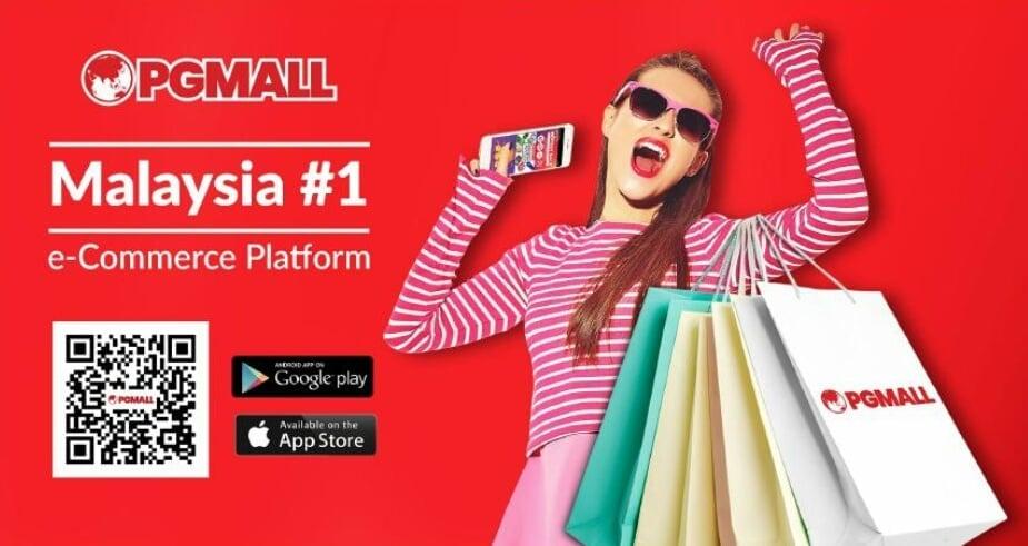 PG Mall 20% cashback Maybank QRPay