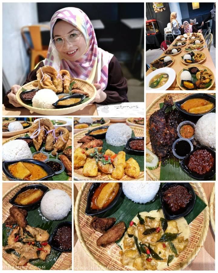 Campur Campur Kitchen Dpulze Shopping Mall Cyberjaya