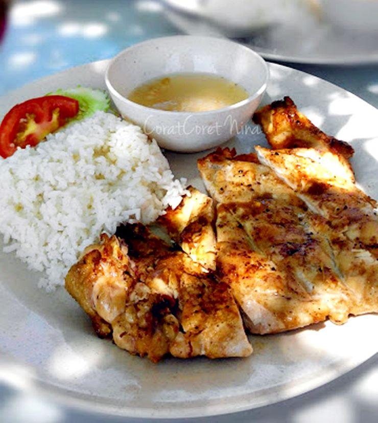 Tempat Makan Sedap Murah Nasi Ayam Bakar Station Port Dickson