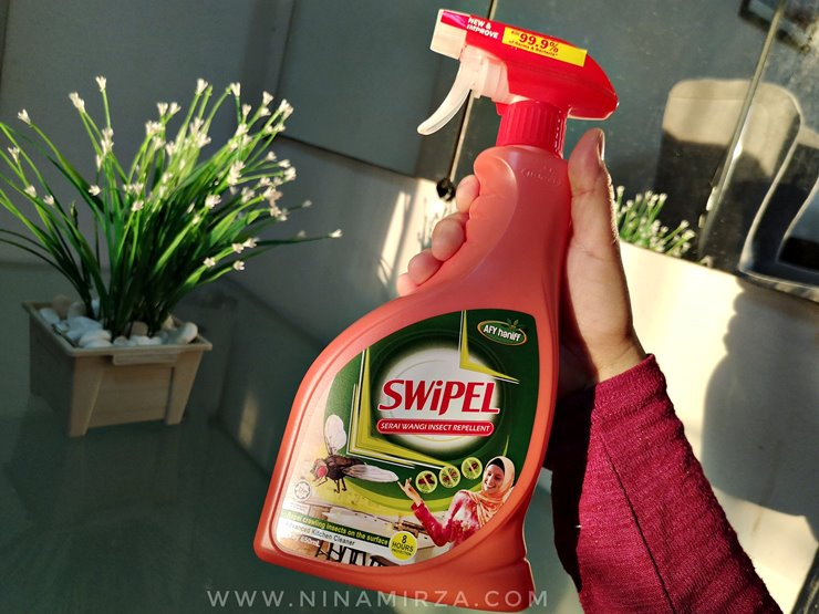 SWiPEL Kitchen Cleaner Serai Wangi