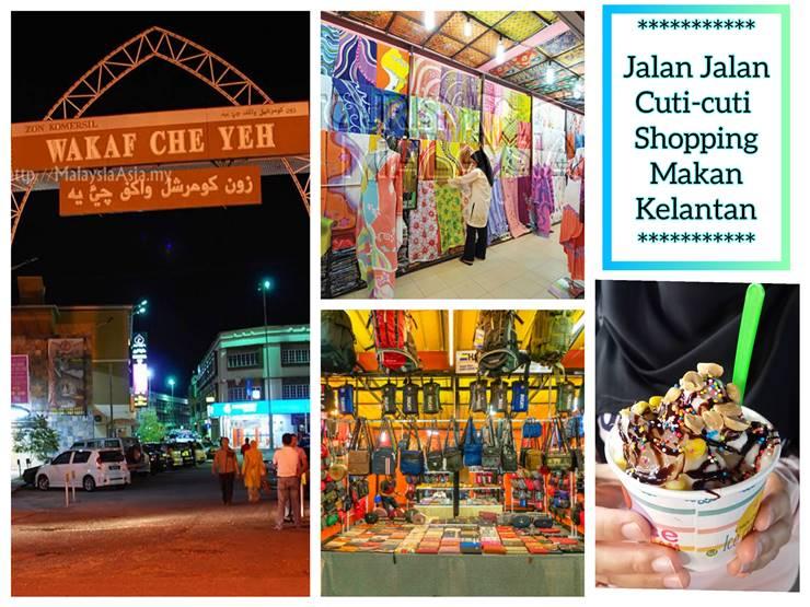 Kat mana tempat Cuti BEST Kelantan . Hotel Bajet Murah Selesa Bersih