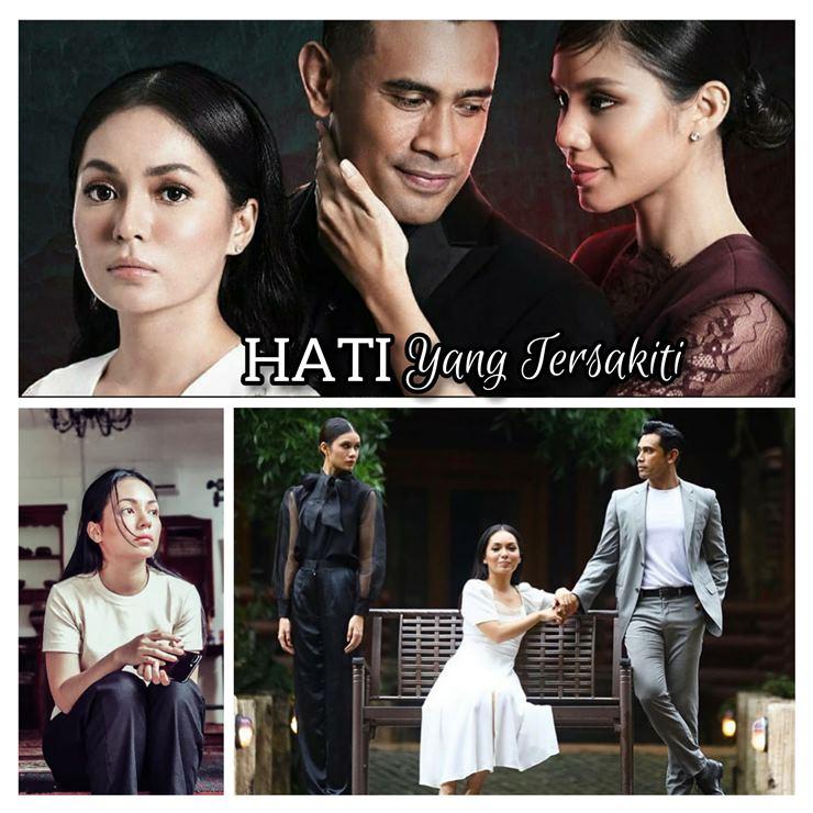 Sinopsis HATI YANG TERSAKITI TV3 Drama