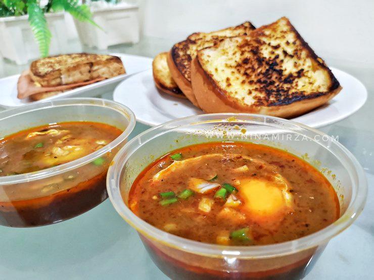 Bungkus Take Away Delivery KACANGPOOL Sedap KL Lembah Klang Gombak Selangor Order Food Online Delivery
