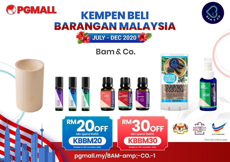 PGMall Bam & Co SALE Shopping Online