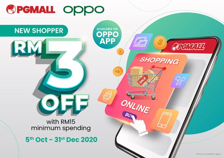 PGMall OPPO SALE Shopping Online