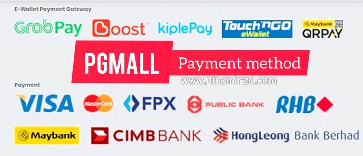 Cara Pembayaran PGMall