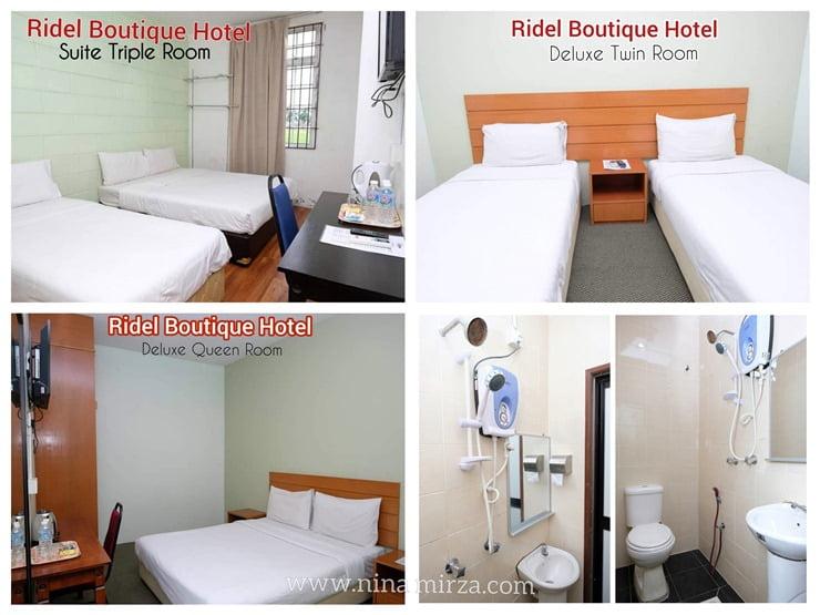 RIDEL BOUTIQUE HOTEL BAJET