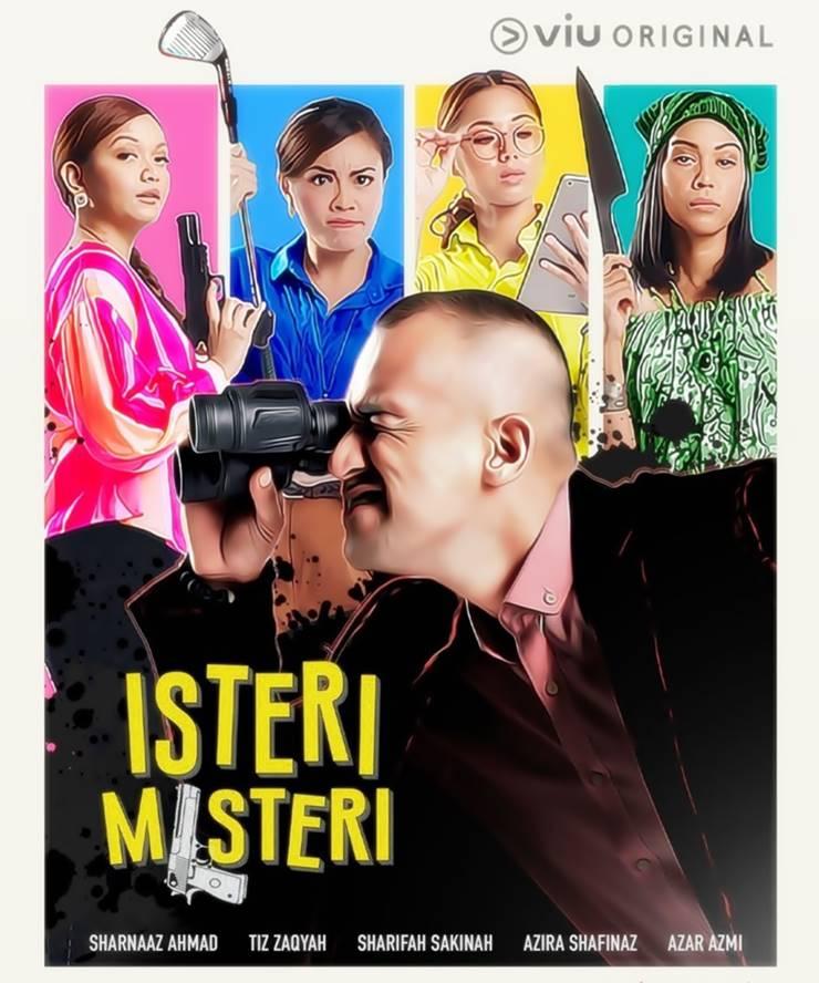 Sinopsis Drama ISTERI MISTERI TV3