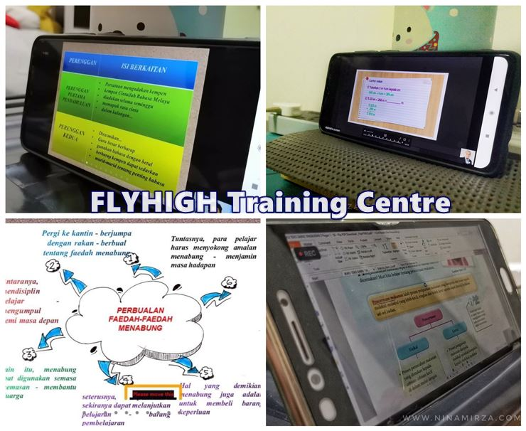 Kelas Tuisyen Online 2021 FLY HIGH Training Centre