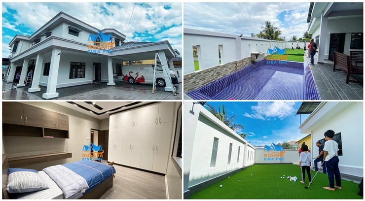 TIPS Renovation Ubahsuai Rumah Kontraktor NUSARA BINA
