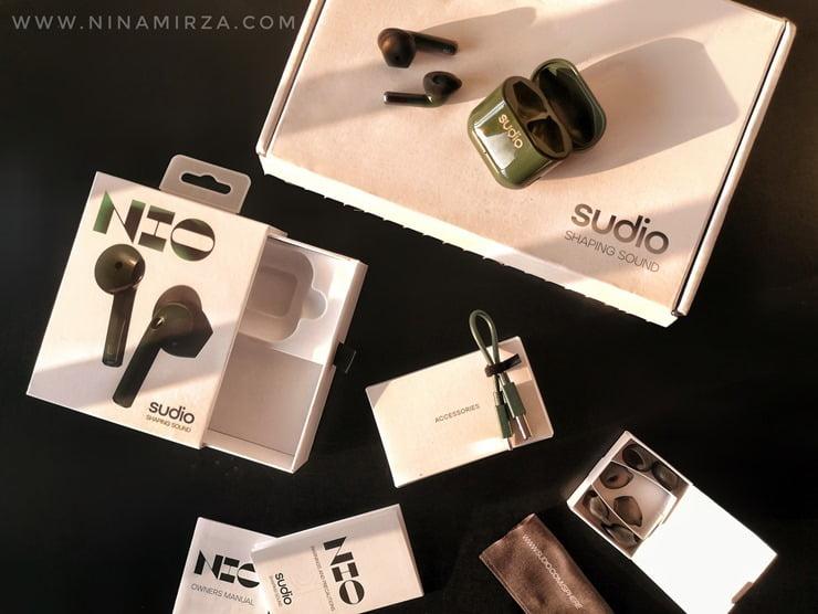 SUDIO NIO Best Wireless Earphones
