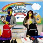 Kempen Cerahi Kehidupan Bersama TOP Bantu 420 Pelajar Orang Asli dengan Hasil Sumbangan Rakyat Malaysia Disokong oleh TESCO dan (JAKOA)