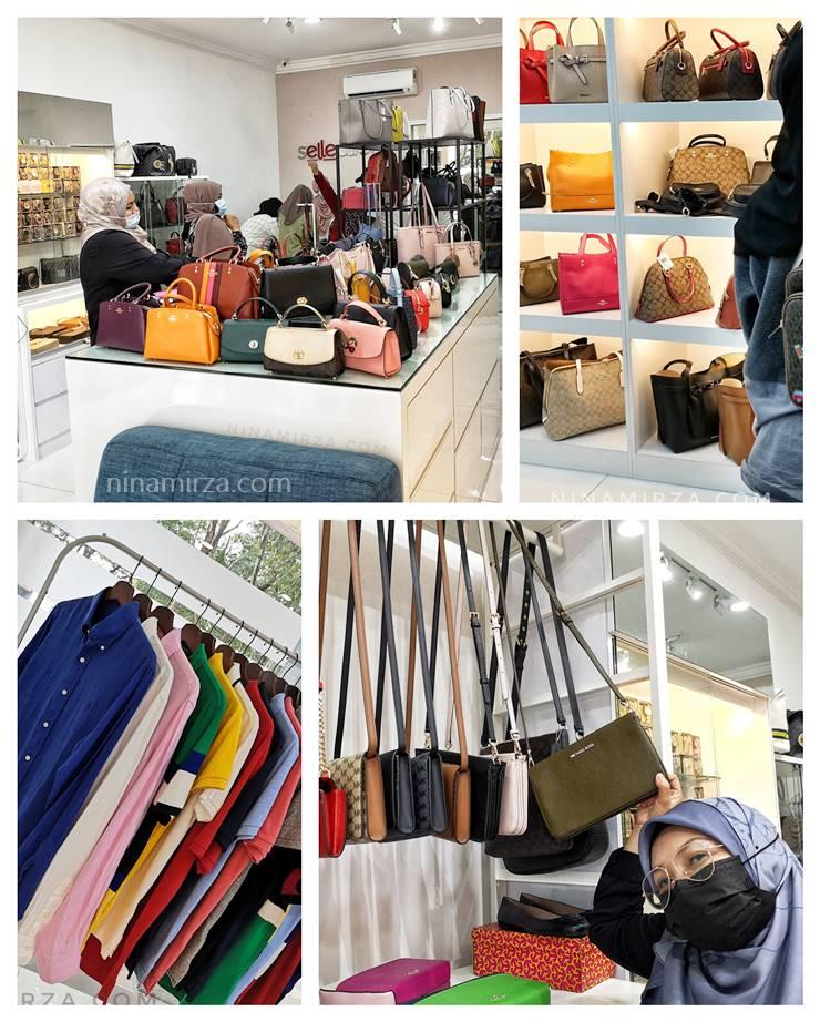 SELLECTION.COM Butik Branded Handbags Original