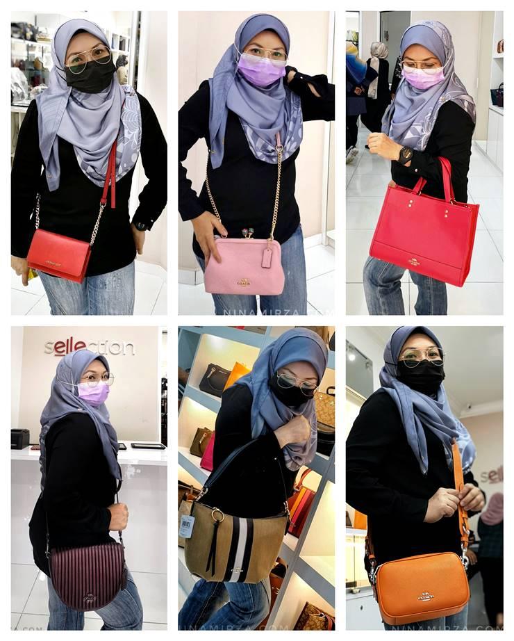 SELLECTION.COM Butik Handbag Branded Original