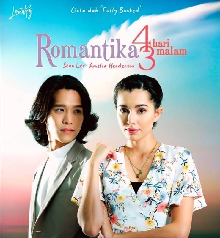 Sinopsis Drama ROMANTIKA 4 HARI 3 MALAM Tonton Online Episod 1 - Akhir