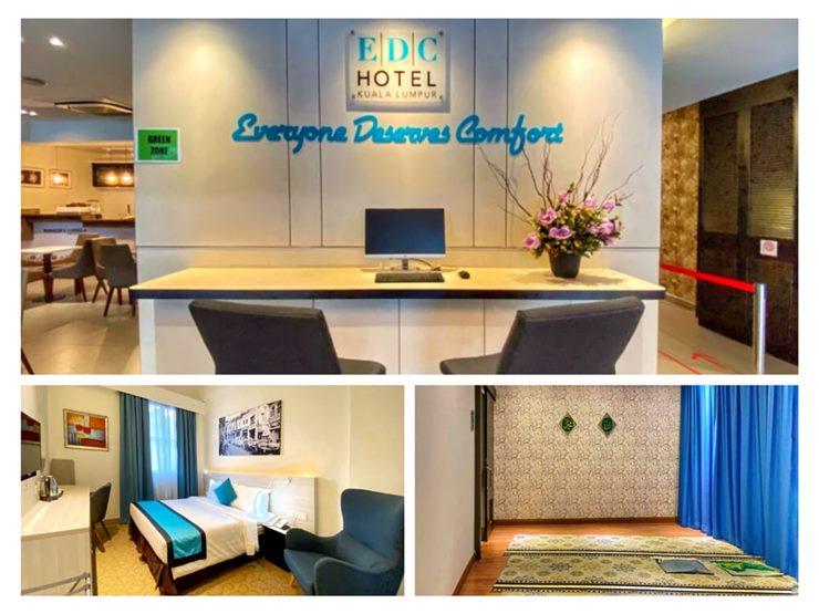 Koptown EDC Hotel Kuala Lumpur