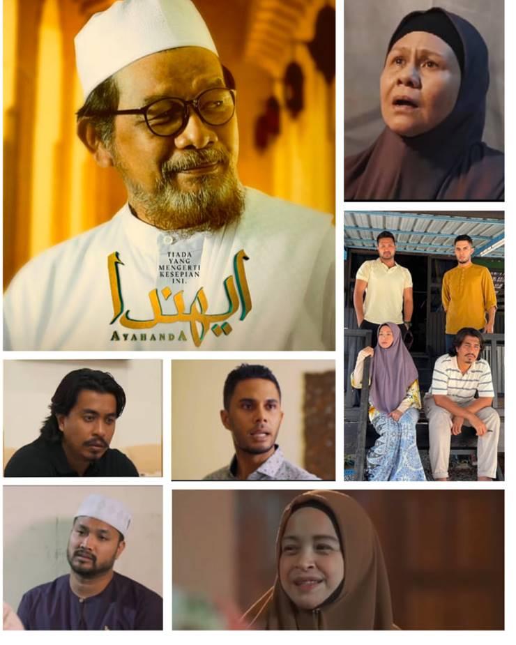 Sinopsis Drama AYAHANDA TV3