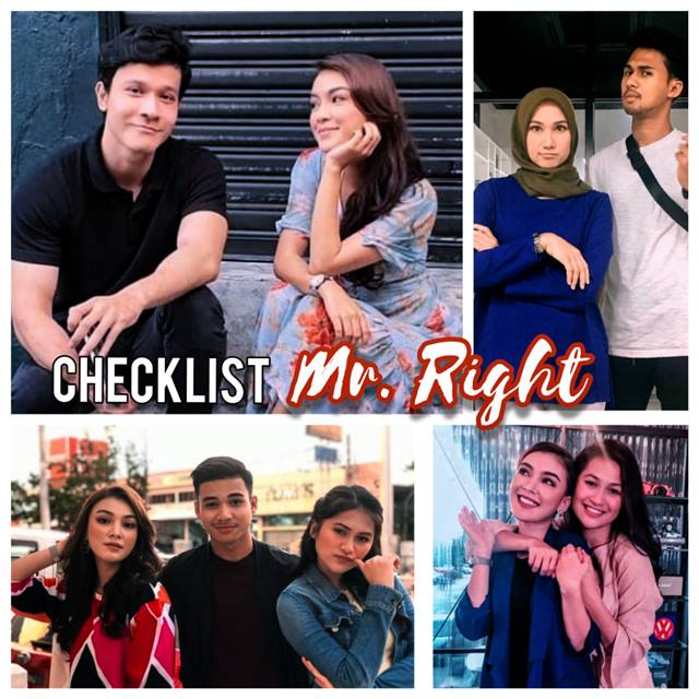 Drama Checklist Mr Right Tonton ONline WETV
